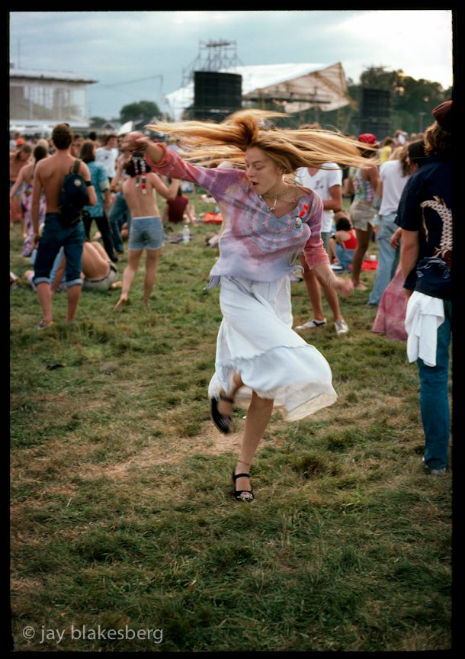 Dancing girl! There were lots of cool Deadhead dancing photos by Jay Blakesburg on this blog: http://dangerousminds.net/comments/going_with_the_flow_jay_blakesbergs_photos_of_deadheads_dancing
